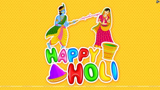 Happy Holi 2019 Images