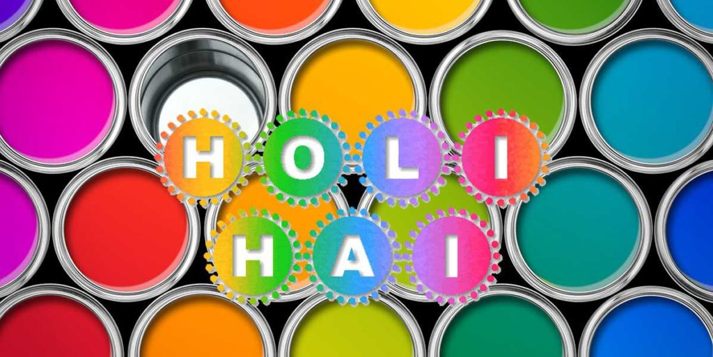 Happy Holi Full HD Image Download
