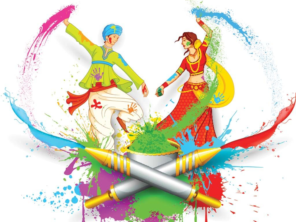Happy Holi Images HD Quality