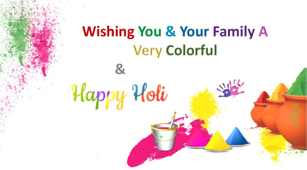Happy Holi Images HD in Hindi