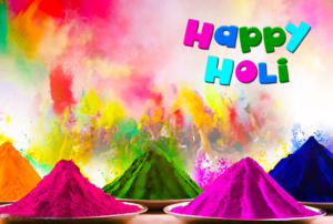 Happy Holi Messages for Relatives and Friends
