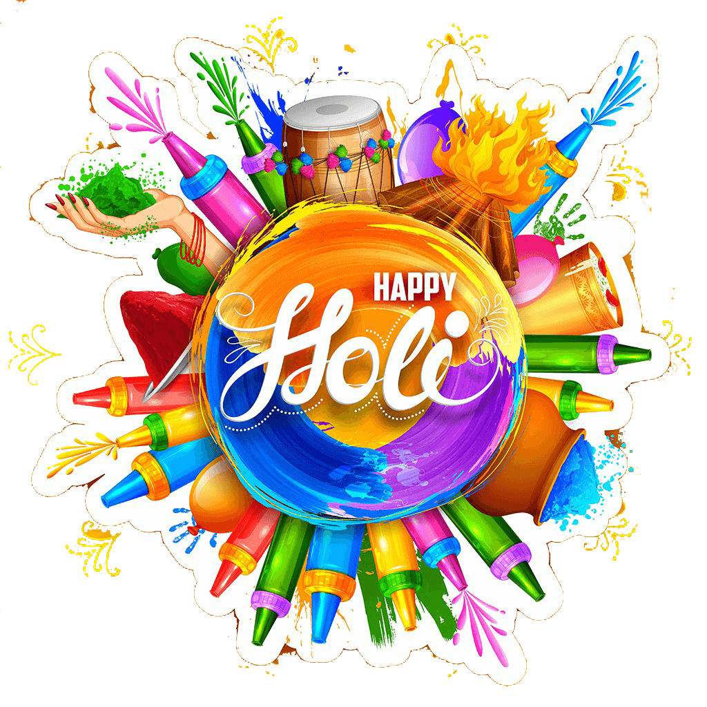 Happy Holi Pics 2019 Full HD