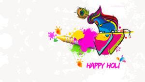 Happy holi happy holi