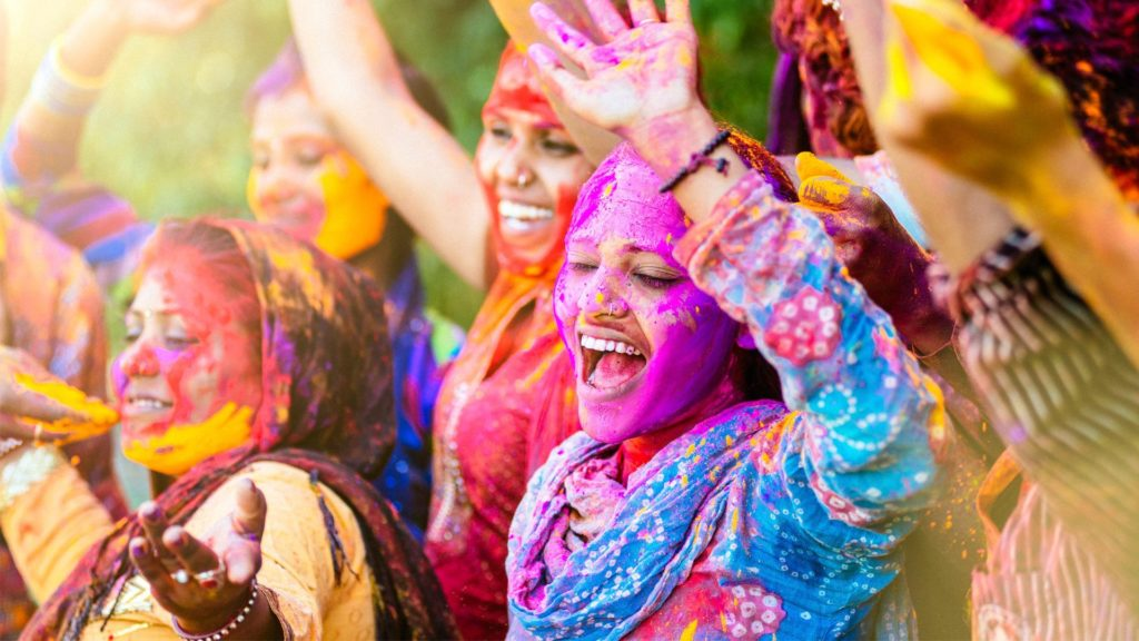 Here's How Holi Is Celebrated In Different Regions Across Country