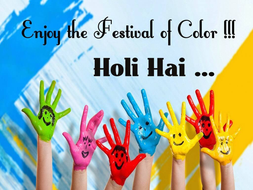 Top 20 Famous #Holi Quotes Wishes & Sayings 2019