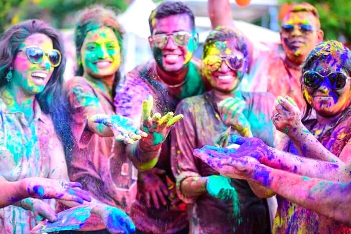 Holi Parties In Bangalore 2019