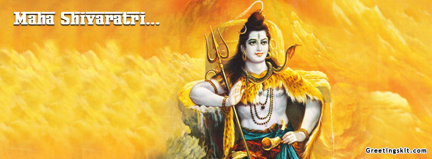Mahashivaratri facebook timeline banners