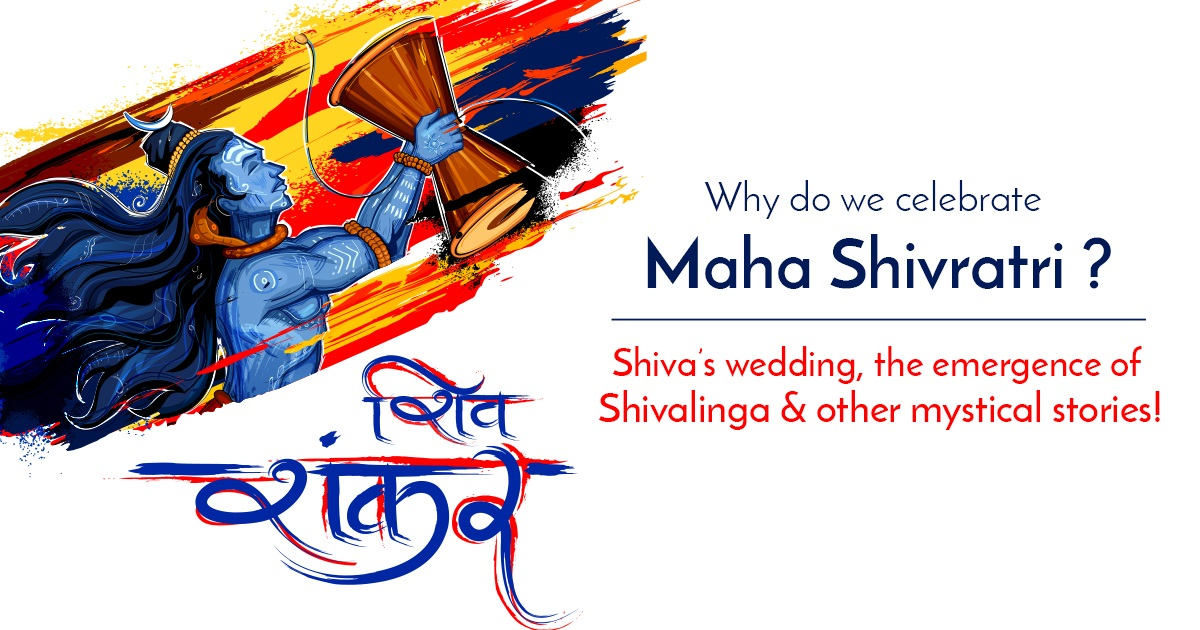 Why We Celebrate Maha Shivratri Festival ?