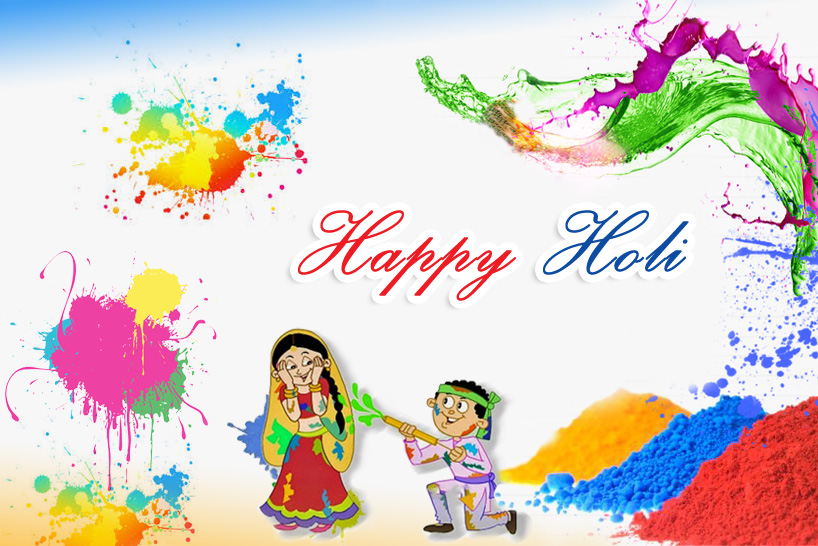 happy holi free desktop wallpapers