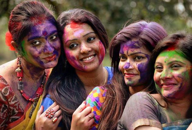 Awesome Holi