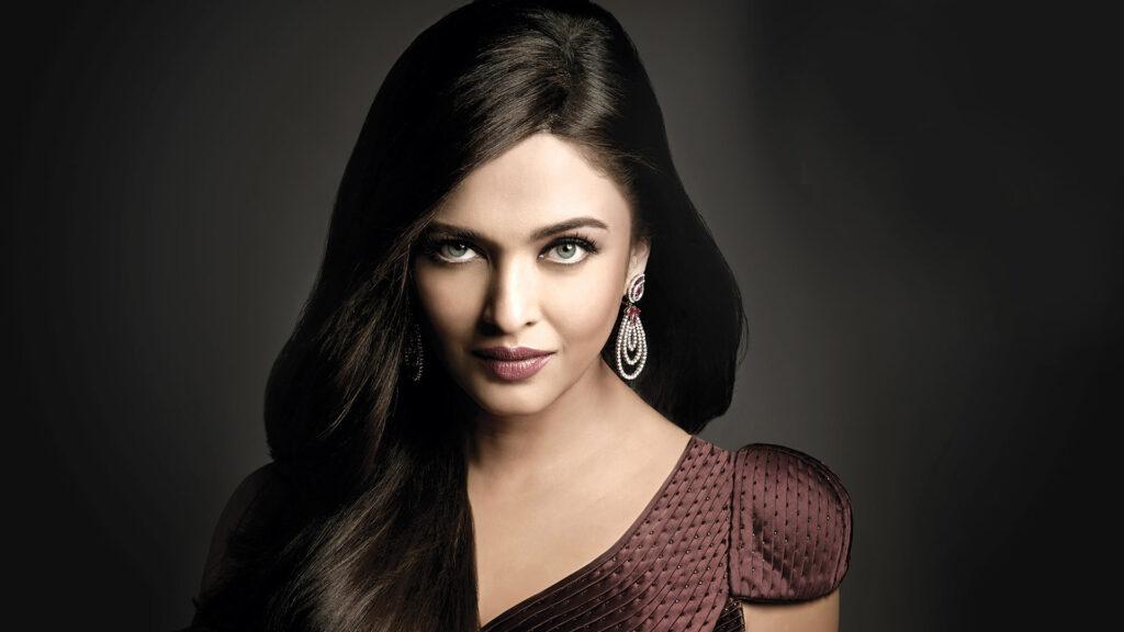 Beautiful Actress Aishwarya Rai