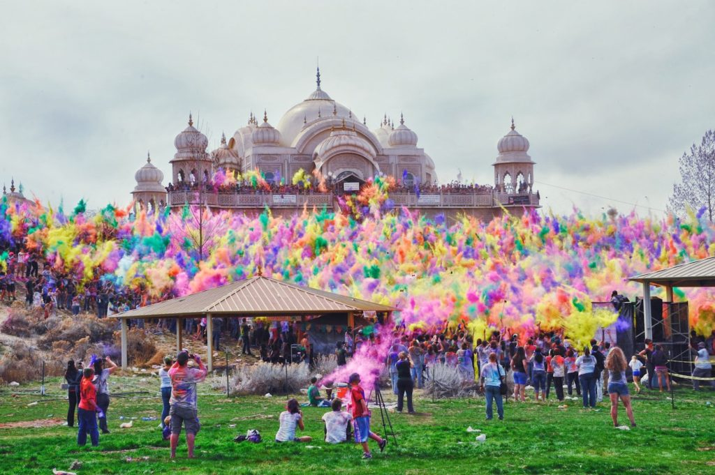 Beautiful Amazing Holi Celebration Images