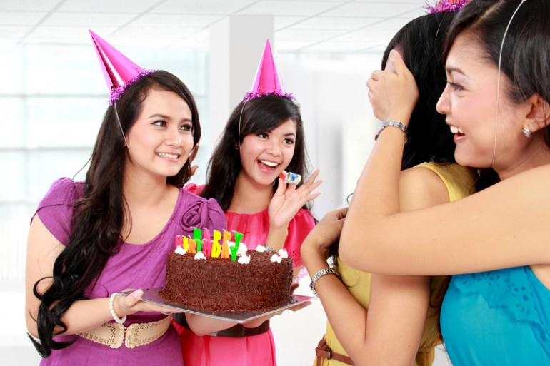 Birthday Party Ideas For Friends