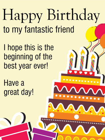 Funny birthday wishes for friends