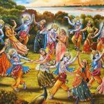Happy Holi Radha Krishna Wallpaper Images