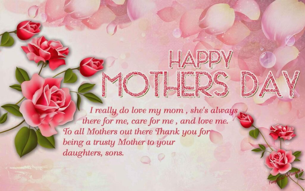 Happy Mother's Day HD image