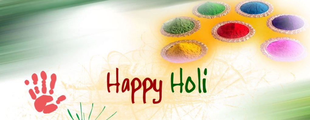 Holi Facebook Cover picture