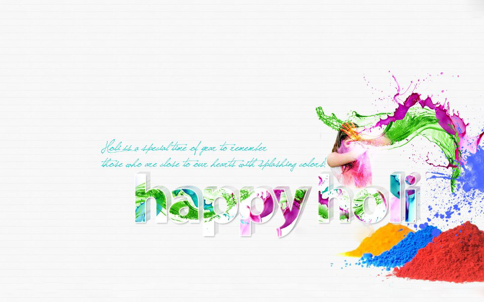 Holi Sms Images hd wallpapers