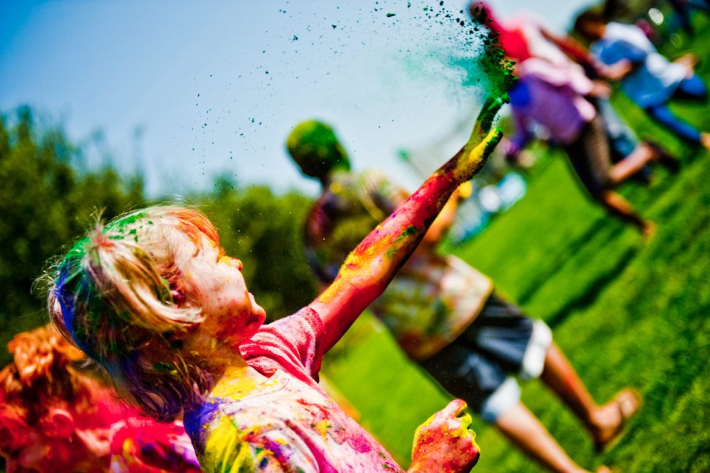 Kids Holi HD Wallpapers 2019