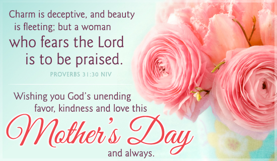 Mothers Day Clipart blessed