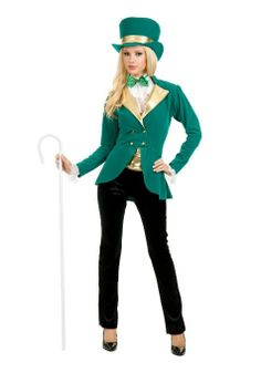 Pretty Saint Patty Costume