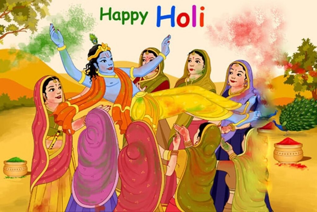 radha krishna holi hd wallpapers Fresh Holi 2018 Radha Krishna HD Wallpapers s 3D Pics