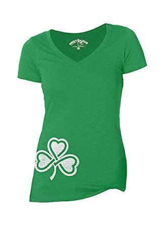 St. Patrick's Day Irish Shirt Womens