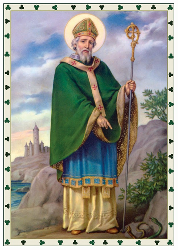 Who is Saint Patrick ? – St Patrick History, Work, Quotes
