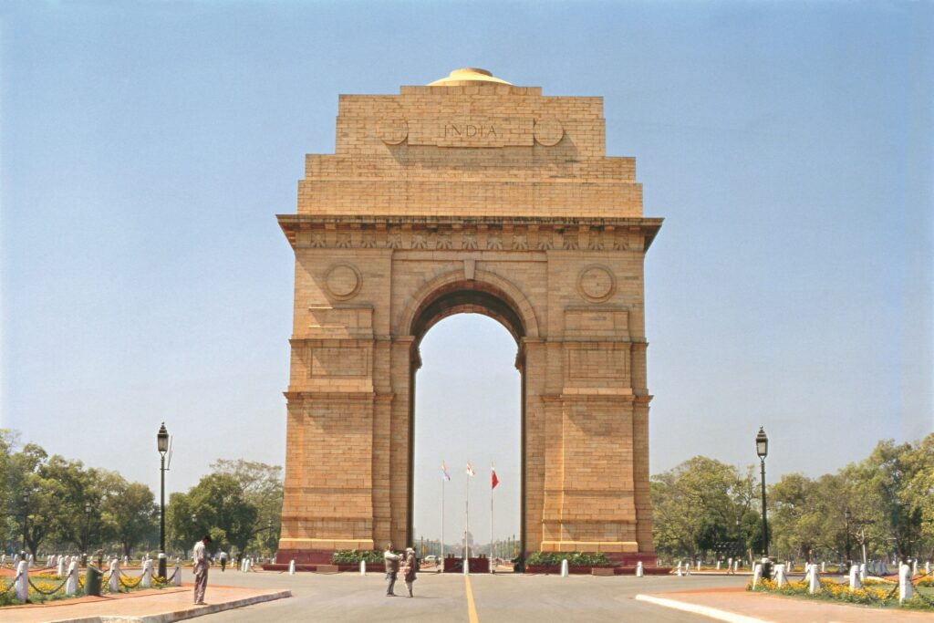 About India Gate