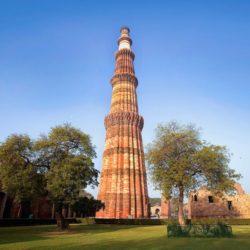 About Qutub Minar Delhi, India