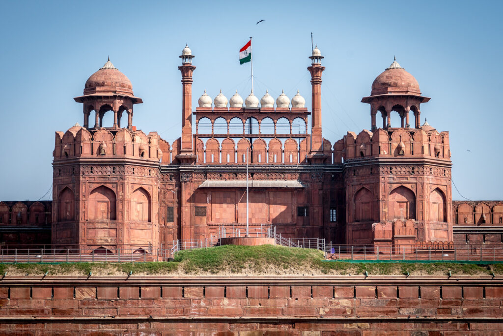 Red Fort (Lal Qila) Delhi