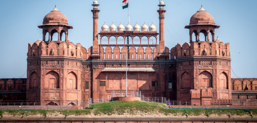 About Red Fort (Lal Qila) Delhi – History