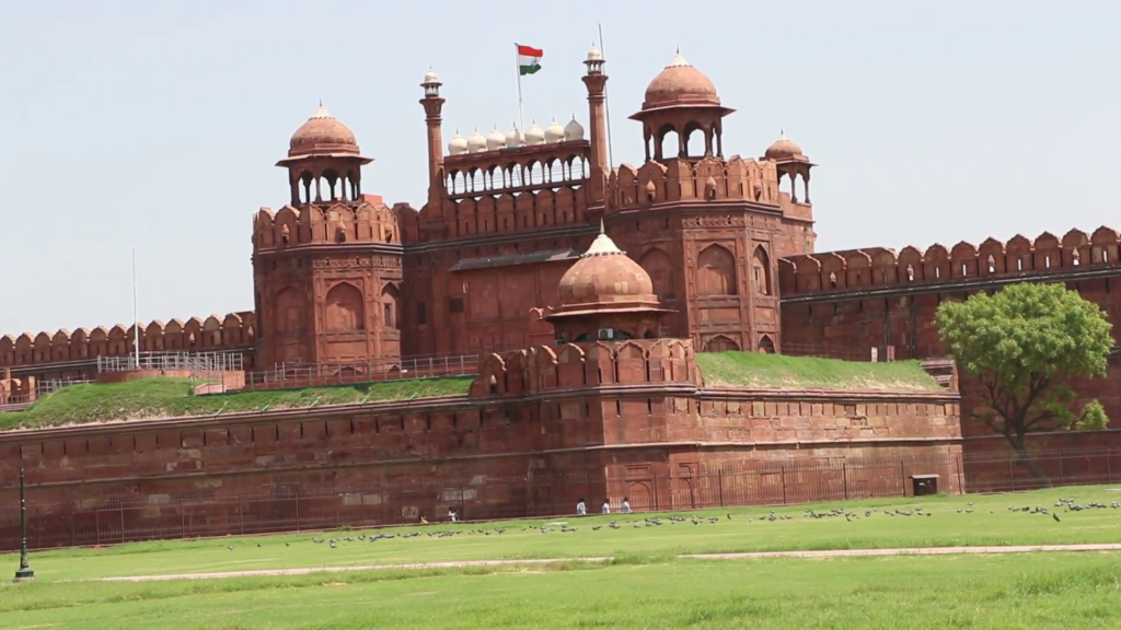 Red Fort (Lal Qila) Old Delhi