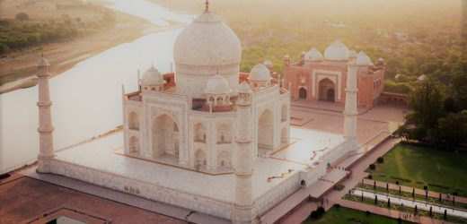 History of Taj Mahal, Agra City