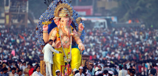 Ganesh Chaturthi History Information in English