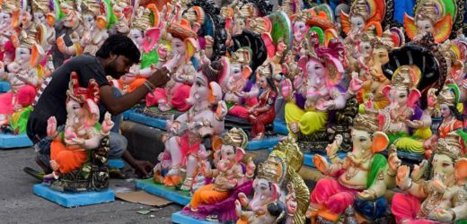 Ganesh Chaturthi In India – Ganesh Visarjan
