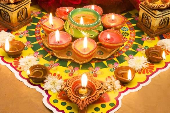 Diwali Decor Ideas For Home