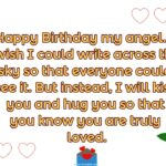 Birthday Wishes Wallpaper Images For Lover