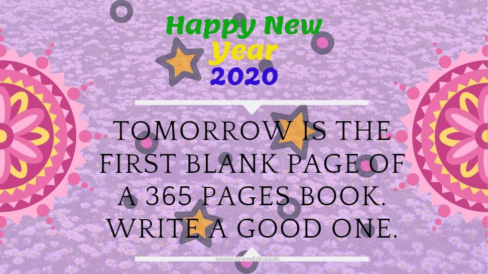 Happy New Year HD Design Art
