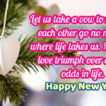 Happy New Year Wishes & Messages in English