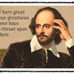 William Shakespeare biography for students in English