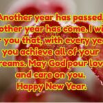 Advance Happy New Year Whatsapp Status 2020 with Images