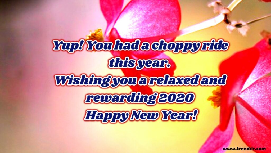 New Year Messages 2020
