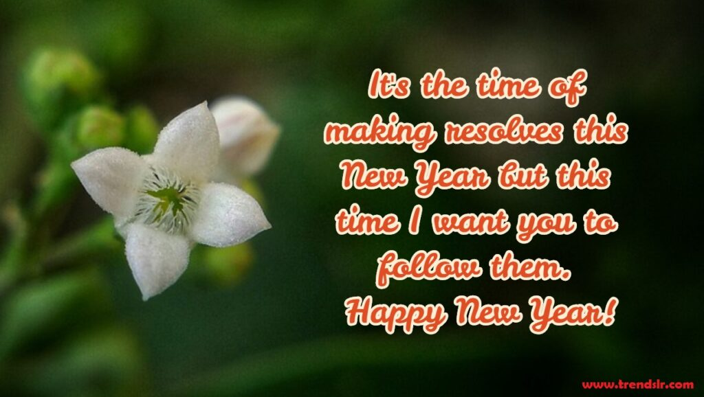 New Year Messages Wallpaper