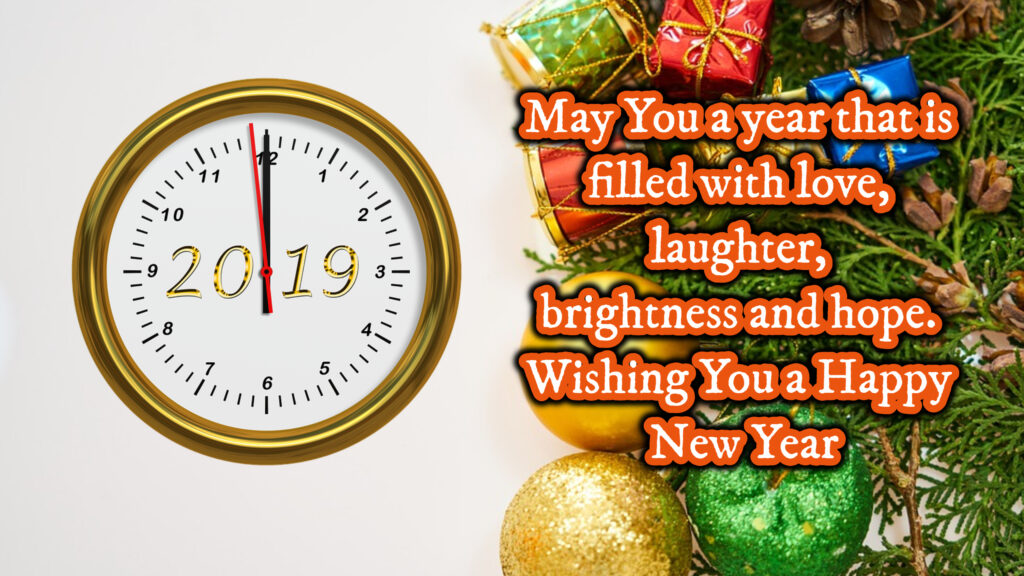 happy new year wishes 2018 images hd