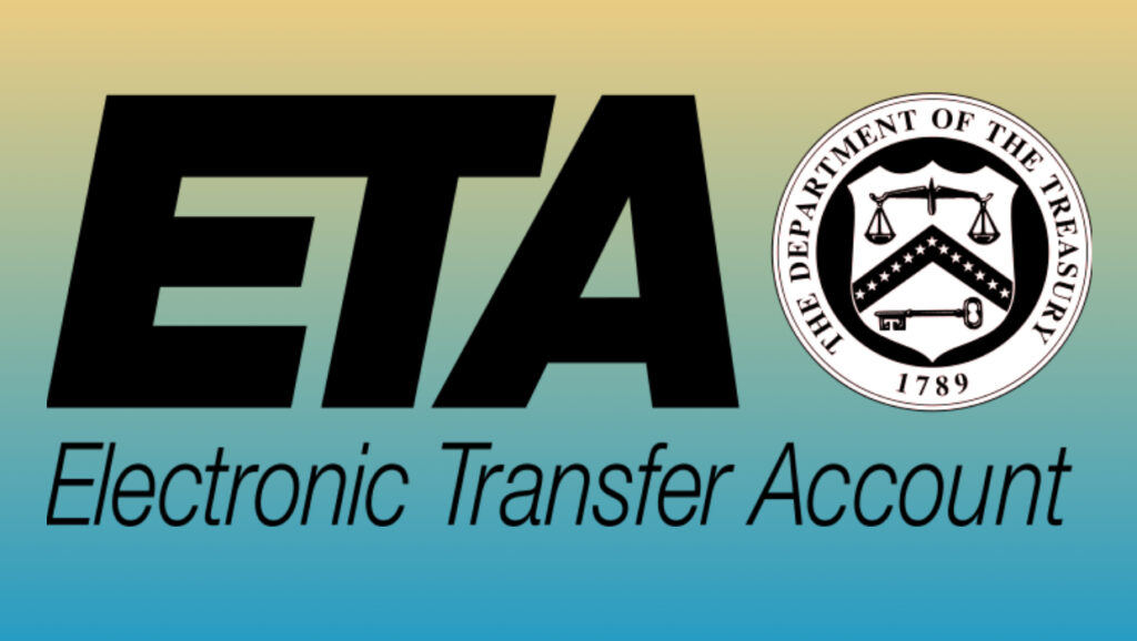 Electronic Transfer Account