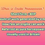 Full Form of BHP