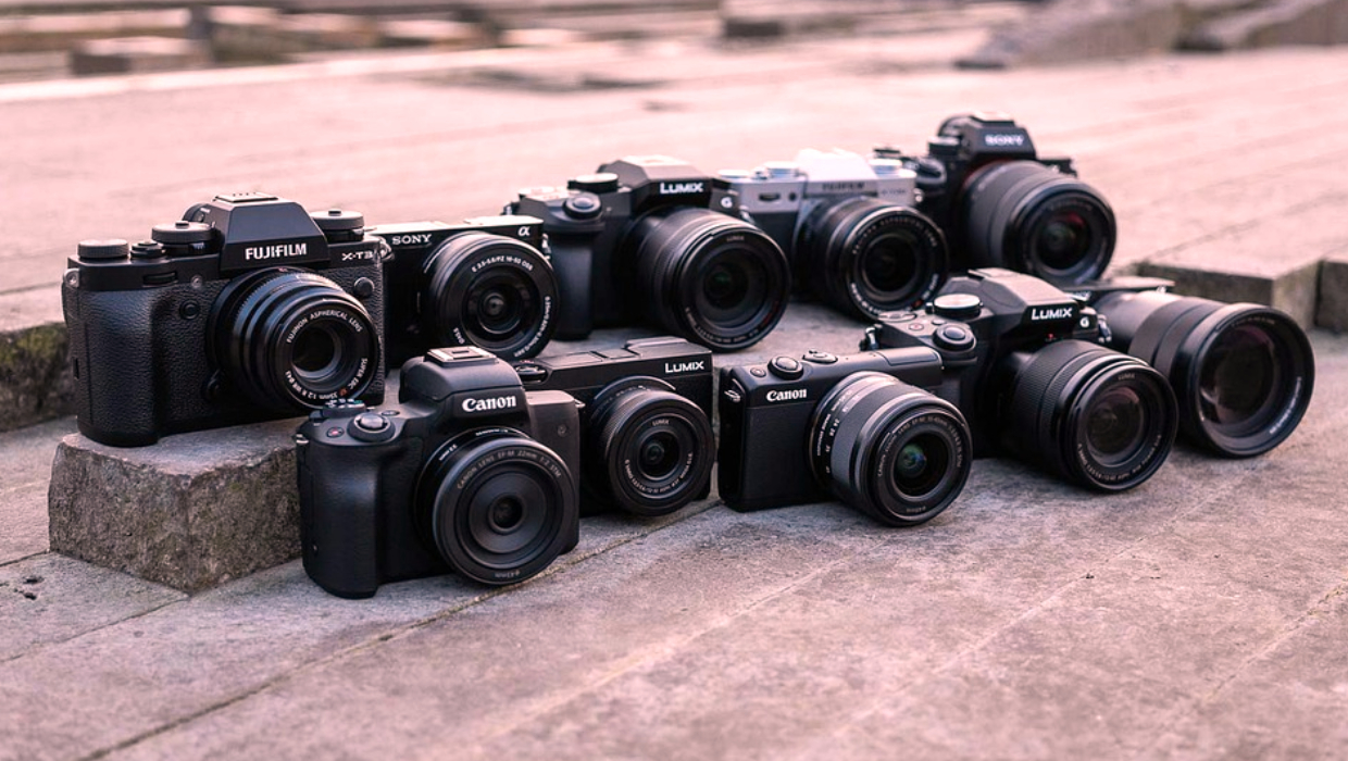 Full Form of DSLR – Historical facts around the DSLR