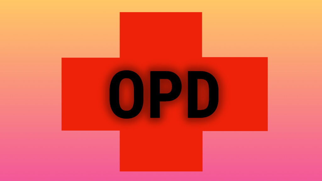 Full Form of OPD - What is OPD