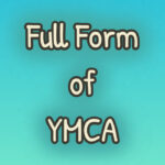 Full Form of YMCA